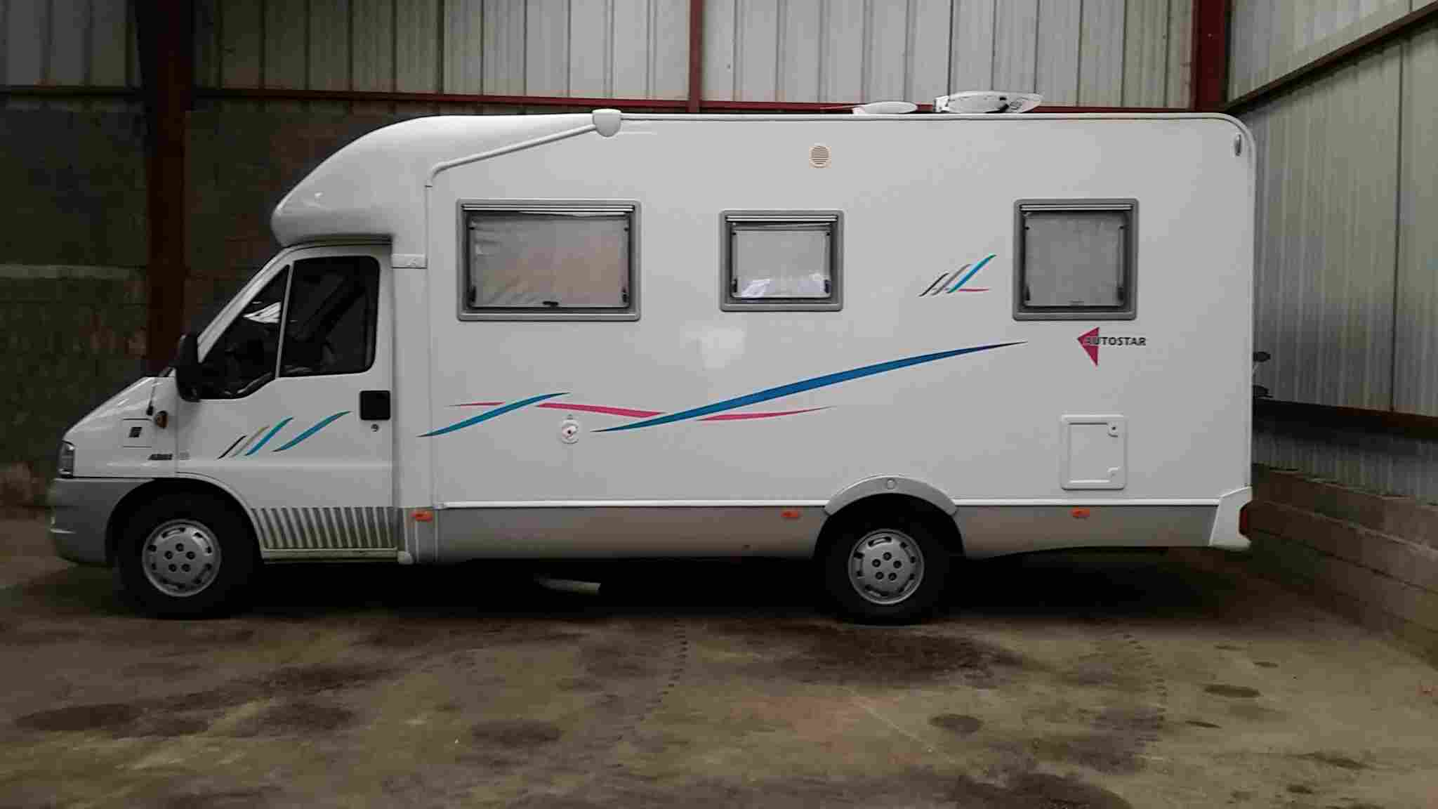 Louer un emplacement pour votre camping car - Garage a louer pour camping car ...